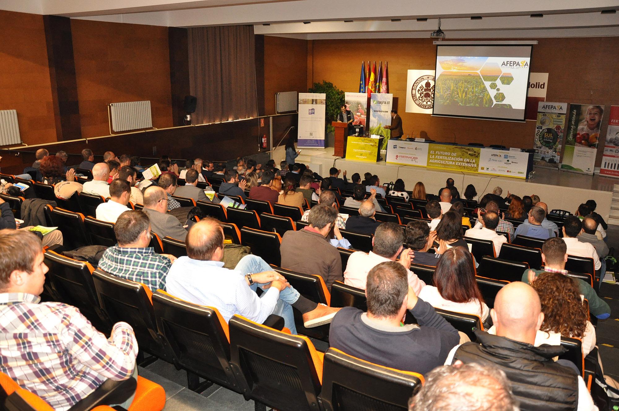 El futuro de la fertilización a debate en Palencia